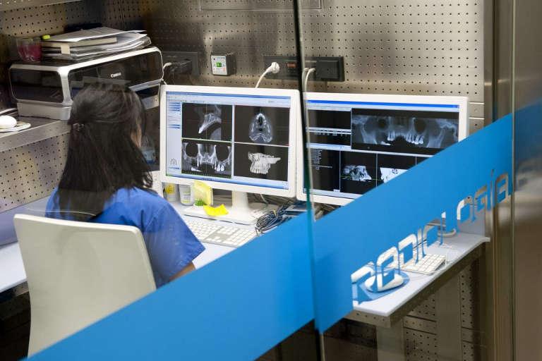 Instalaciones de radiología